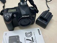 Nikon D70 6.1 MP Digital SLR Camera Body Only - GWO