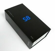 New in Box Samsung Galaxy S8 SM-G950U Coral Blue Unlocked ATT T-Mobile