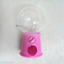 Blythe Pullip Momoko 1/6 Size Bjd Doll Miniature Toys Mini Capsule Machine PINK