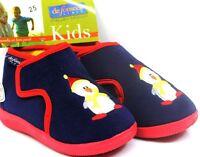 Pantofole Bambino Bambina Defonseca dal 25 al 30 con Velcro Strappo