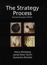 The Strategy Process, 2nd Ed.,Henry Mintzberg, James Quinn, Prof Sumantra Ghosh