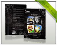 Inkjet Photo Paper Sample Pack -Gloss Matte Sticker Magnetic Canvas Semi Gloss