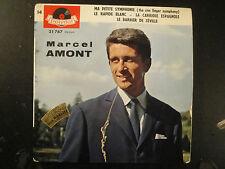 Vinyle 45 Tours - Marcel Amont