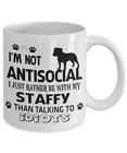 Staffy Dog,Staffies,Stafford,Staffies,Staffordshire Bull Terrier,Staffy,Cup,Mug