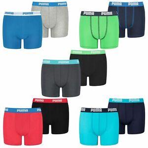Sous-vêtements PUMA pour garçon de 2 à 16 ans | eBay