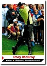 """RORY McILROY 2013 SPORTS ILLUSTRATED """"1ST PRINTED"""" ROOKIE CARD #214! IRELAND"""