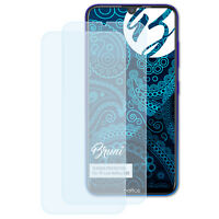 Bruni 2x Folie für TP-Link Neffos X20 Schutzfolie Displayschutzfolie