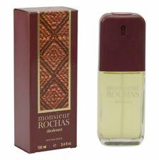 Rochas Monsieur 100 ml Deodorant Deo Spray old vintage Version