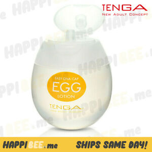 Tenga Egg Lotion Easy Beat💕Personal Water Based Lubricant(Toy+Partner Friendly)