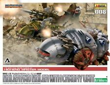 ZOIDS Morga & Morgan Canary unit mounted type 1/72 scale plastic model