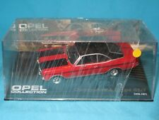 Opel Commodore A GS/E 1970/1971 IXO 1/43