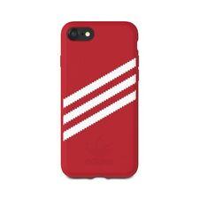 Carcasa iPhone 6 / 6s licencia Adidas rojo
