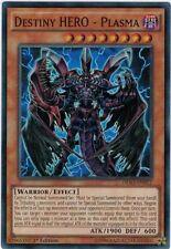 Destiny HERO - Plasma - DESO-EN012  - Super Rare  YUGIOH