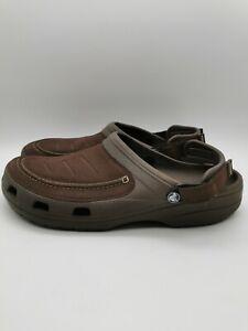 Men's Crocs Yukon Vista Clogs Size UK14