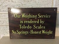 Toledo Honest Weight Scale Readout for Grain Bin, 5000 Lb, No