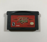 The Legend of Zelda The Minish Cap (Nintendo Game Boy Advance 2005)GBA Authentic
