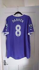 Tottenham Hotspur Spurs Purple Away 2011/2012 SS Scott Parker Shirt Jersey - XXL