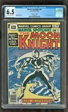 CGC 6.5 MARVEL SPOTLIGHT #28 MARVEL COMICS 1976 30 CENT VARIANT SOLO MOON KNIGHT