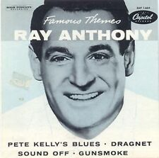RAY ANTHONY - FAMOUS THEMES - CAPITOL EP - DRAGNET