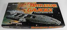 VINTAGE BATTLESTAR GALACTICA BOARD GAME PARKER BROTHERS #58 COMPLETE (1978)
