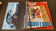 AUTOSPRINT 1993 N 45 SENNA LASCIA LA MCLAREN - PROST LASCIA LA F1 SIMTEK F1 8/17