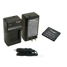 NB-11L Battery + Charger For Canon Powershot  ELPH 130 IS 110 HS 115 IS 320 HS
