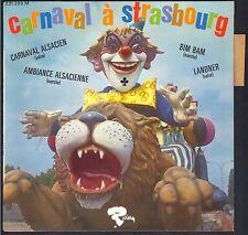CARNAVAL A STRASBOURG ORCHESTRE D'WIEDEPFIFFER 45T EP BIEM / RIVIERA 231.293