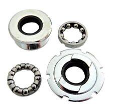5 Piece Bottom Bracket Cup Sealed Bearing Lock Ring Traditional Set MTB ATB KIDS