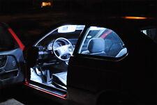 Innenraumbeleuchtung weiß für Mercedes SL (R230)  Umrüstset, 12 Lampen