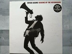 BRYAN ADAMS WAKING UP THE NEIGHBOURS~ Original Release 1991 ( Double Vinyl LP )