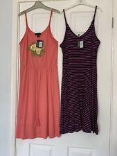 Ladies X 2 Summer Dresses Size 10–12 ⭐️New⭐️