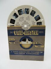 View-Master Reel 376, Toronto and Vicinity, Ontario, Canada, 1948, Single Reel