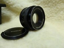 Konica Hexanon 50mm f1.8 Prime Lens for Konica Fit or DSLR