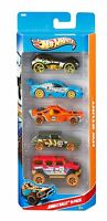 Mattel - Hot Wheels Cars 5 Pack - Assorted 1 Supplied at Random - Brand New