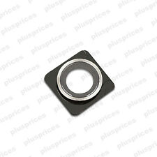 Rear Camera Lens Cover Frame Glass Ring Replacement for GSM CDMA iPhone 4