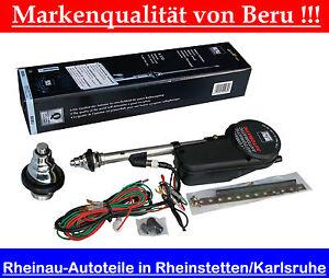 Autoantenne elektrisch BERU- NEU-Heckeinbau-AUDI A4, A8,80,Cabrio,90,100,200,div