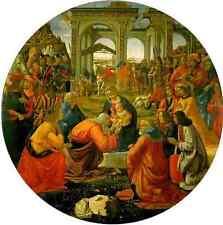 Ghirlandaio Domenico 5 stampa in A4