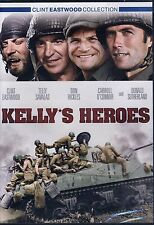 Kelly's Heroes (DVD, 2010)English,French, Language and Subtitles, CLINT EASTWOOD