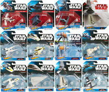 Star Wars Hot Wheels Starships Tantive Imperial Shuttle AT-ST &More [You Choose]