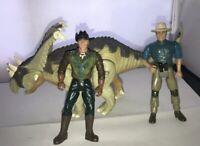 Jurassic park action figures lot