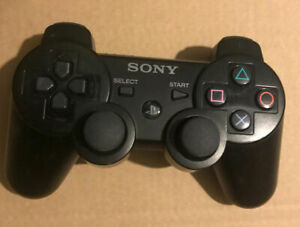 Sony Playstation 3 PS3 Dualshock 3 Controller - Official Genuine