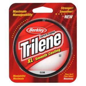 Trilene XL Smooth Casting fishing line~Choose Color~Choose weight!~FREE Shipping