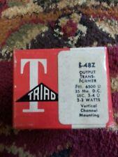 Triad S-48Z Output Transformer