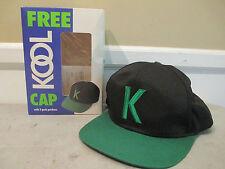 NEW Vintage 1993 Kool Cigarette Snapback Baseball Cap Hat Promotion Advertising