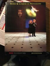 Studio and Commercial Photography by Jack Reznicki (1998, Paperback)