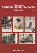 CATALOGO REGIONALISMO ITALIANO 1889-1950 (Furio Arrasich)