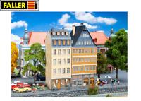 Faller H0 190163 Aktions-Set Stadthäuser am Donauufer - NEU + OVP #