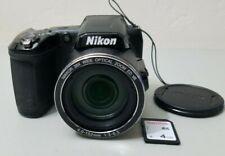 Nikon COOLPIX L840 16.0MP 38X Optical Long Zoom Digital Camera - Black