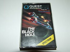THE BLACK HOLE by PAXMAN (1986) ZX SPECTRUM COMPLETE!