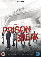 Prison Break Seasons 1 to 5 Complete Collection Blu-ray UK BLURAY